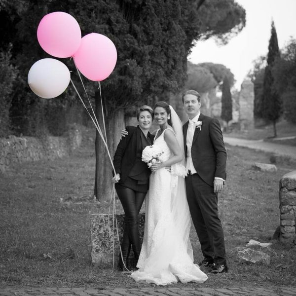 Elisia Orsetti Wedding Planner Roma