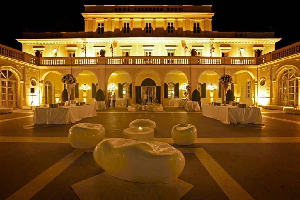 Matrimonio ebraico a Villa Miani Roma