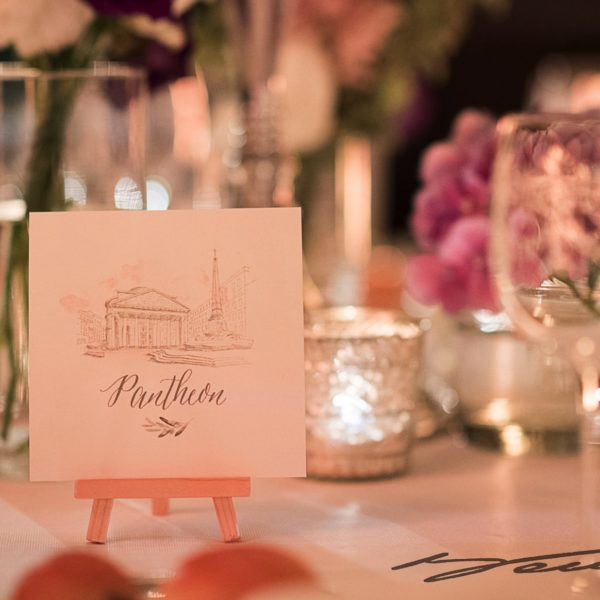 Wedding Planner Roma Le Rêve Organizzazione matrimoni e cerimonie ebraiche a Roma