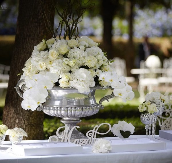 Location Wedding Villa Aurelia Roma