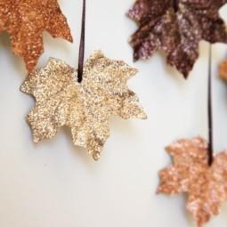 Inspiration Board d' Autunno: come le foglie e la corteccia