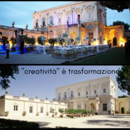 Wedding Location: la creatività è trasformazione