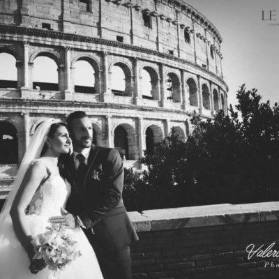 Matrimonio di Jessica e Diego Contento giocatore del Bordeaux