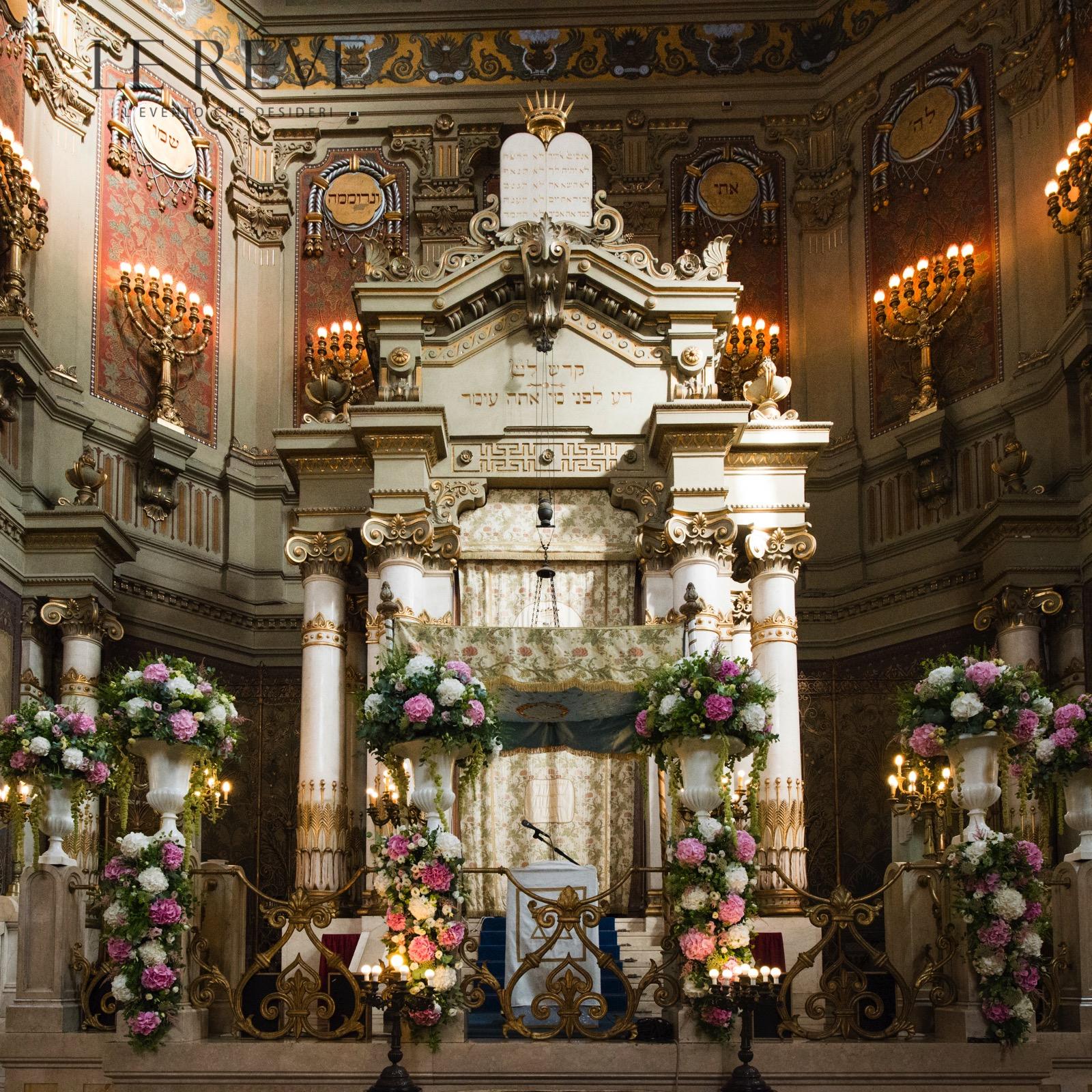 matrimonio ebraico a Roma - Le Rêve
