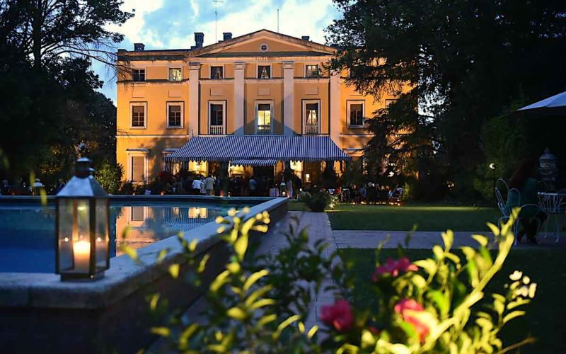 Villa Vitetti Rome  – The Perfect Roman Wedding
